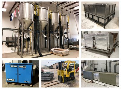 Complete Malt House Equipment Package